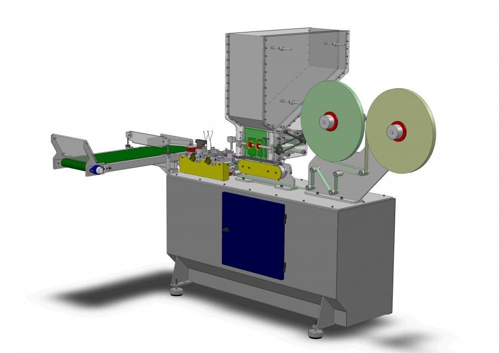 Soluções para maquinas FLOW PACK