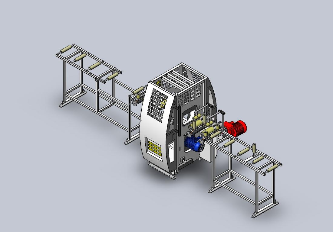 Soluções para maquinas ROTULADORA FRASCOS